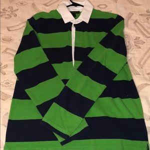 BRAND NEW JCrew Rugby Shirt